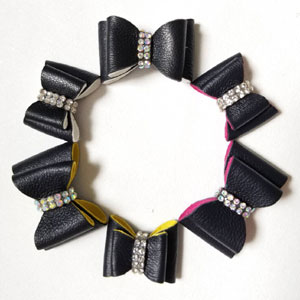 Leather Ribbon
