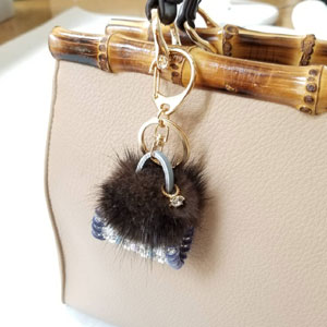 Brillant Mink Bag